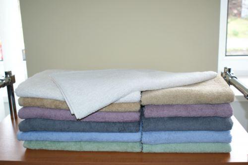 Froté ručníky a osušky COLOR LINE